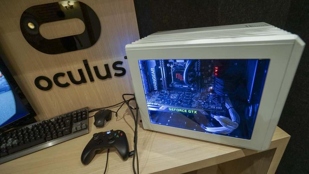 GeForce GTX VR
