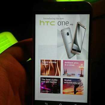 HTC lansează astăzi, în România, noul smartphone HTC One M9