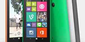 Microsoft a anunţat smartphone-ul Lumia 530