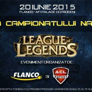 ACL Romania anunta finala campionatului national League of Legends