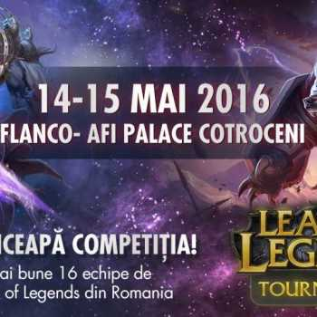 Campionatul National de League of Legends Sezonul 4