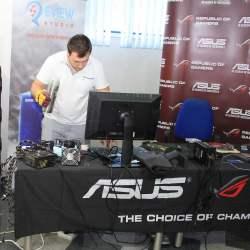 ASUS Open Overclocking Cup 2014, colegul nostru merge în finală