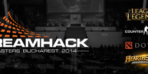 DreamHack Masters Bucharest 2014 - O retrospectiva