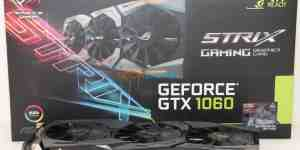 Asus GTX 1060 Strix Gaming review - rece si silentioasa