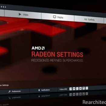AMD lansează noua suita software - Radeon Software Crimson Edition