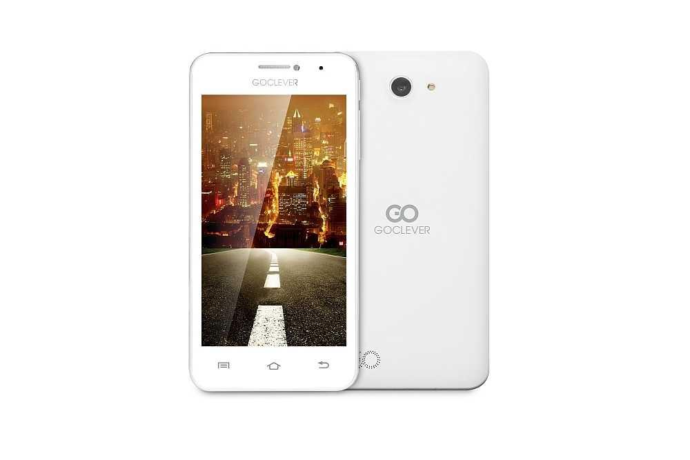 GOClever Quantum 450 White
