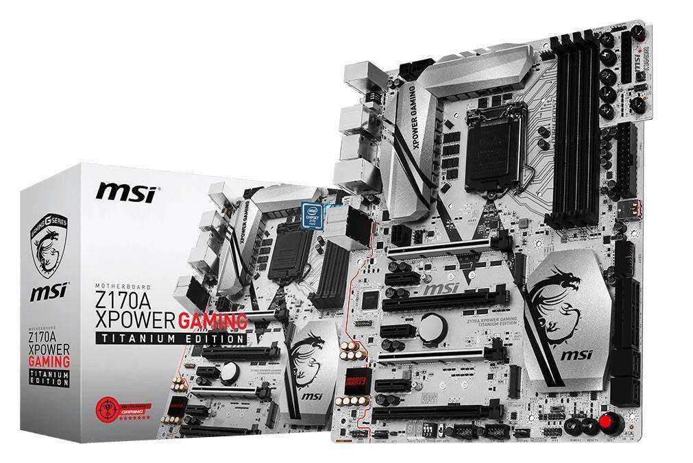 MSI Z170 XPower Gaming
