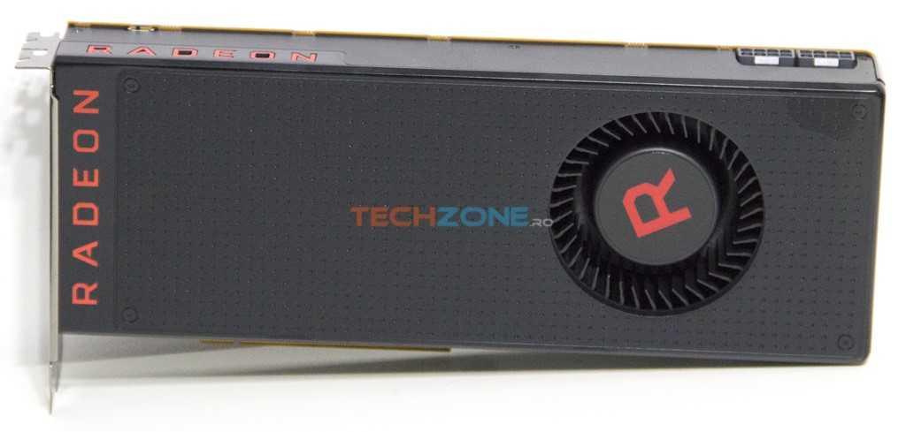 AMD RX Vega64 Black