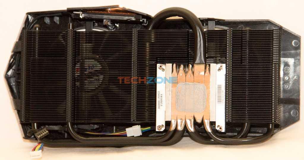 Asus 980 Ti Matrix cooler