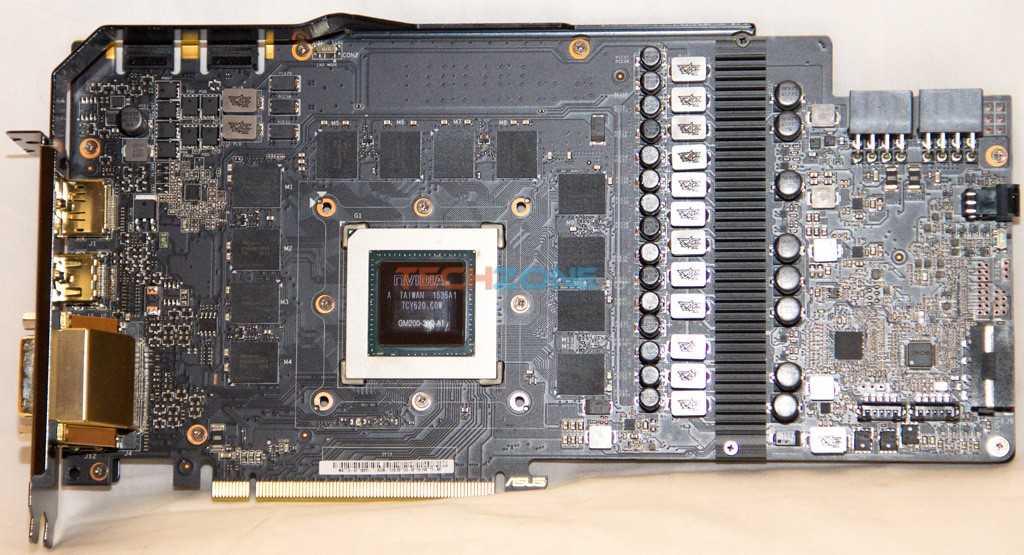 Asus 980 Ti Matrix naked