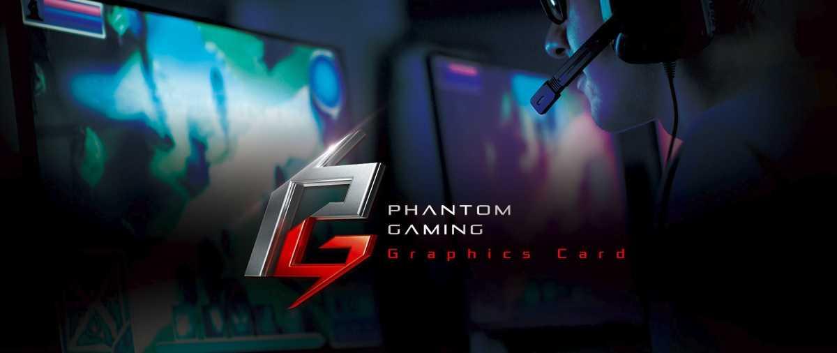 ASRock Phantom Gaming set