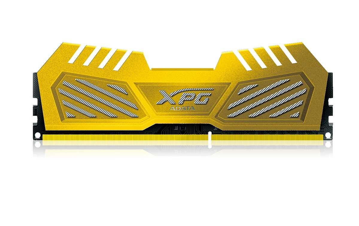 ADATA XPGV2 Yellow