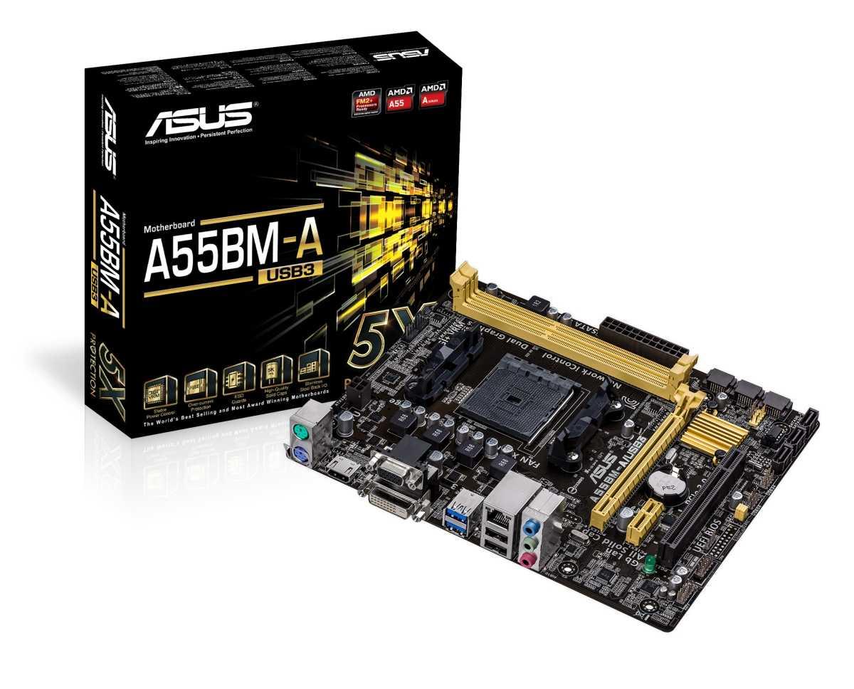 Asus A55BM-A USB3