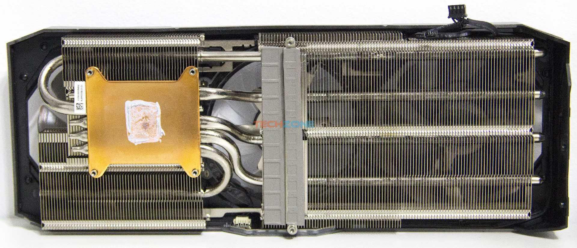ASRock RX 5700XT Taichi cooler