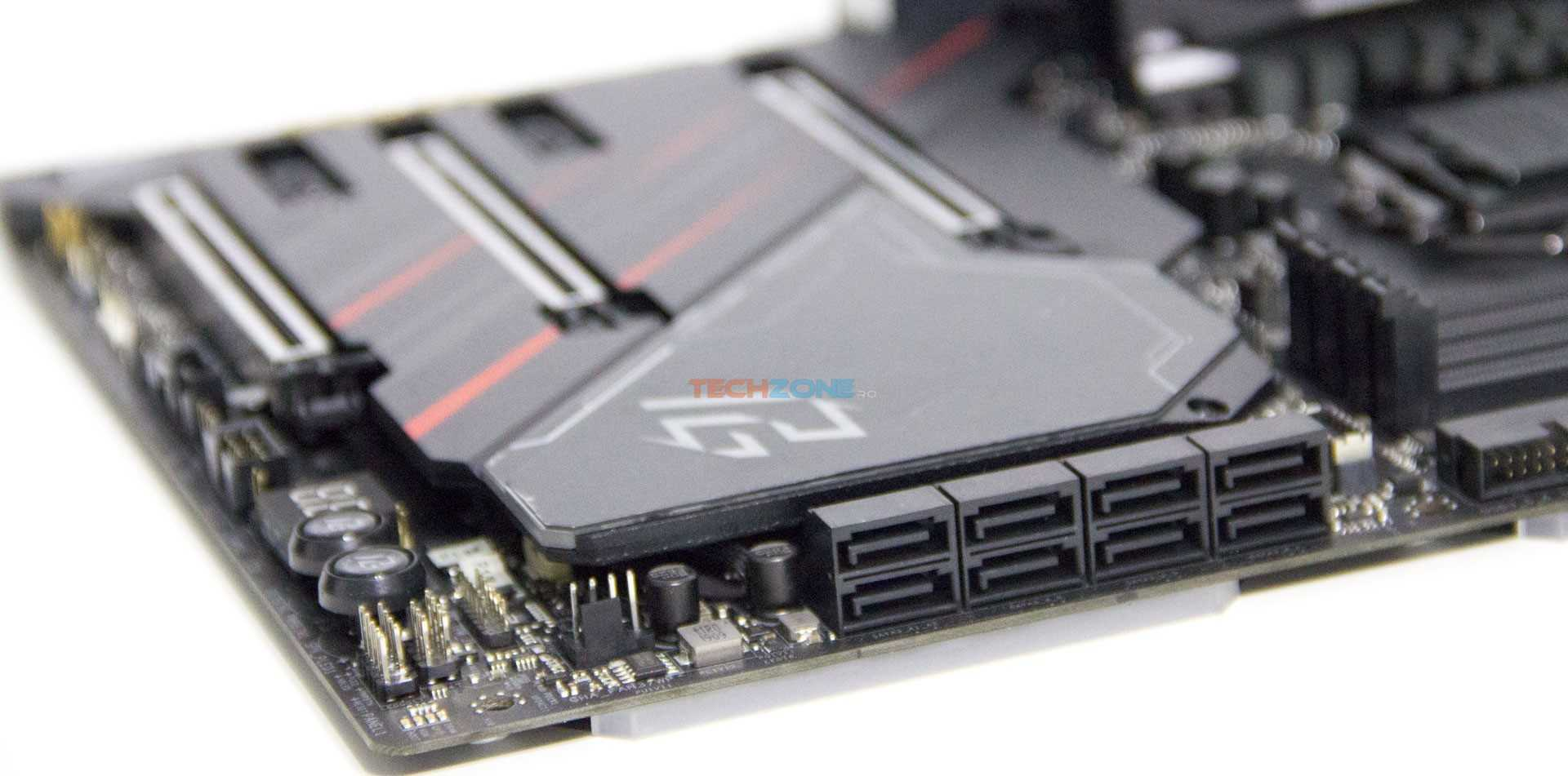 ASRock Z390 Phantom Gaming X sata