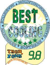 best cooling 9.8