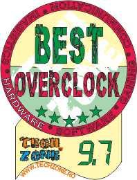best overclock 9.7