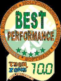 best performance 10.0