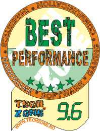 best performance 9.6