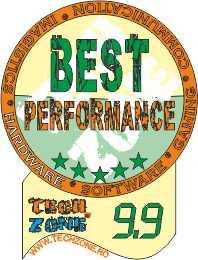best performance 9.9