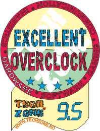 excellent overclock 9.5