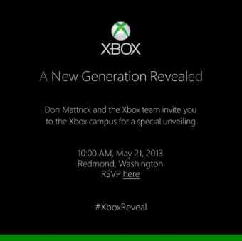 Xbox Unveiling