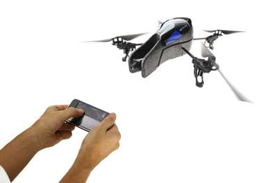 elicopter ar drone parrot