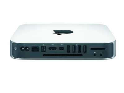 Mac mini - porturi