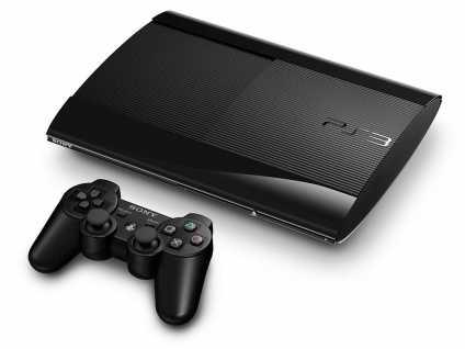 Playstation 3 Super-Slim