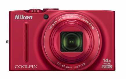 Nikon S8200