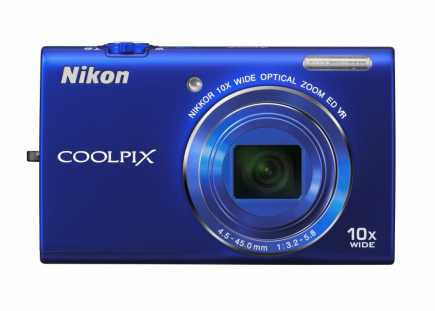 Nikon S6200