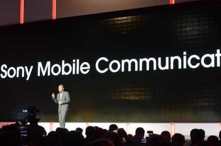 Sony-Mobile-Communication