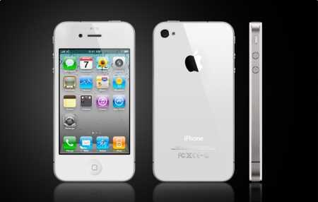 iPhone 4 alb