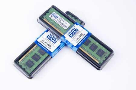 GOODRAM 8GB DDR3-1333
