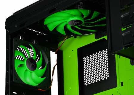 Sharkoon-Tauron-verde-170mm-fan