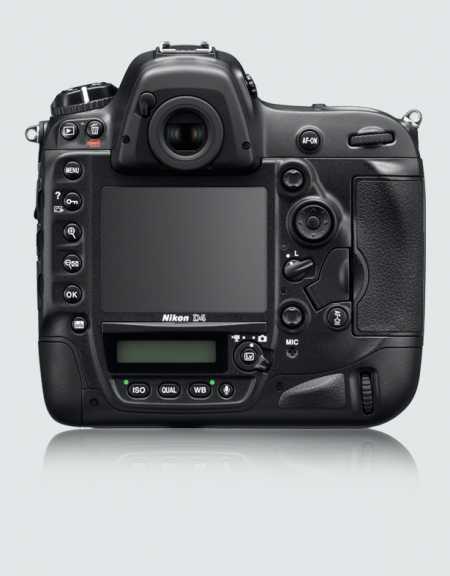 Nikon-D4-display