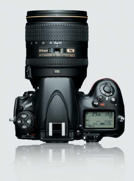 Nikon-D800-top