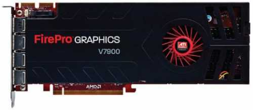 Amd Firepro v7900