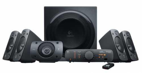 Logitech Surround Sound Z906