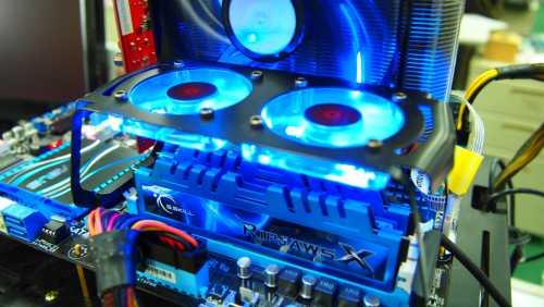 G.Skill Ripjaws-X 8GB DDR3-2300 CL9