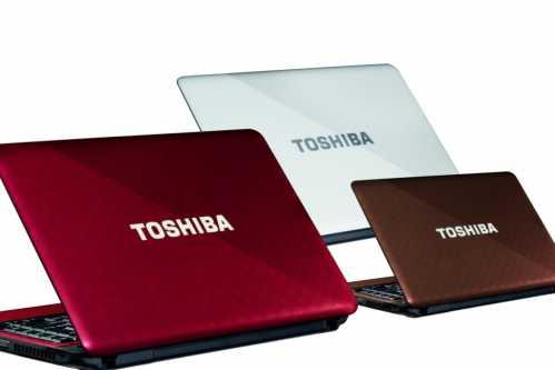 Toshiba Satellite L