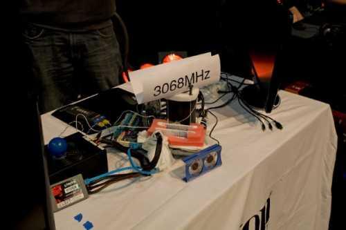 Kingston Hyperx 3068Mhz