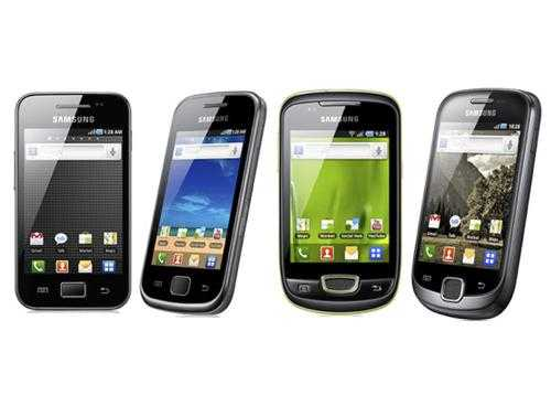 smartphone telefoane samsung galaxy noi