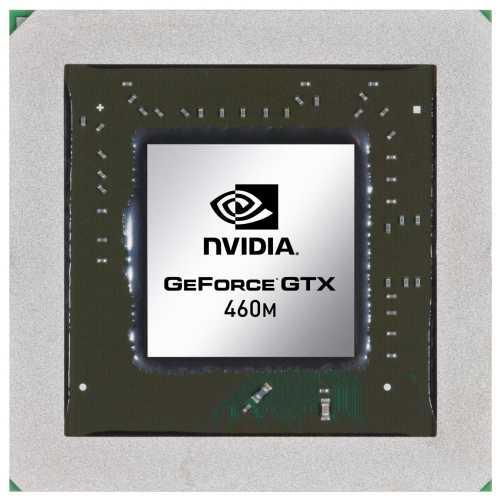 GeForce GTX 460M