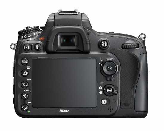 Nikon-D600-ecran