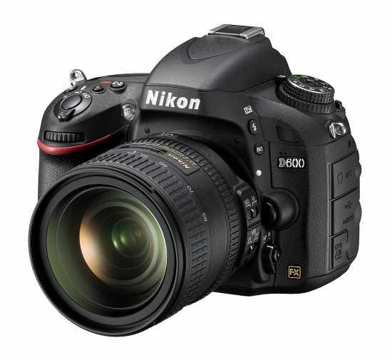 Nikon-D600
