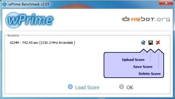 wPrime Aspire 5741g