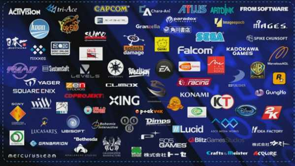 Third Party Partners Playstation 4