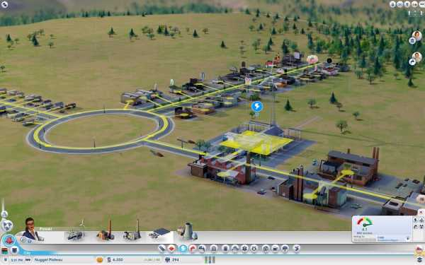 SimCity Screencap