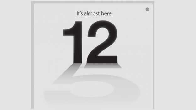 Apple iPhone 5 September 12